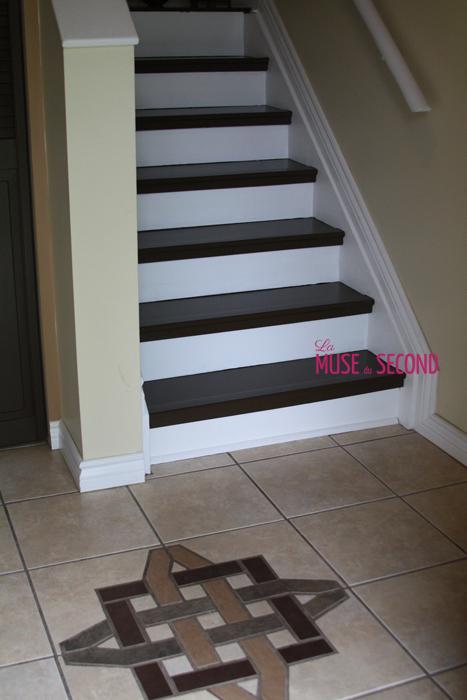 metamorphose d'Escalier